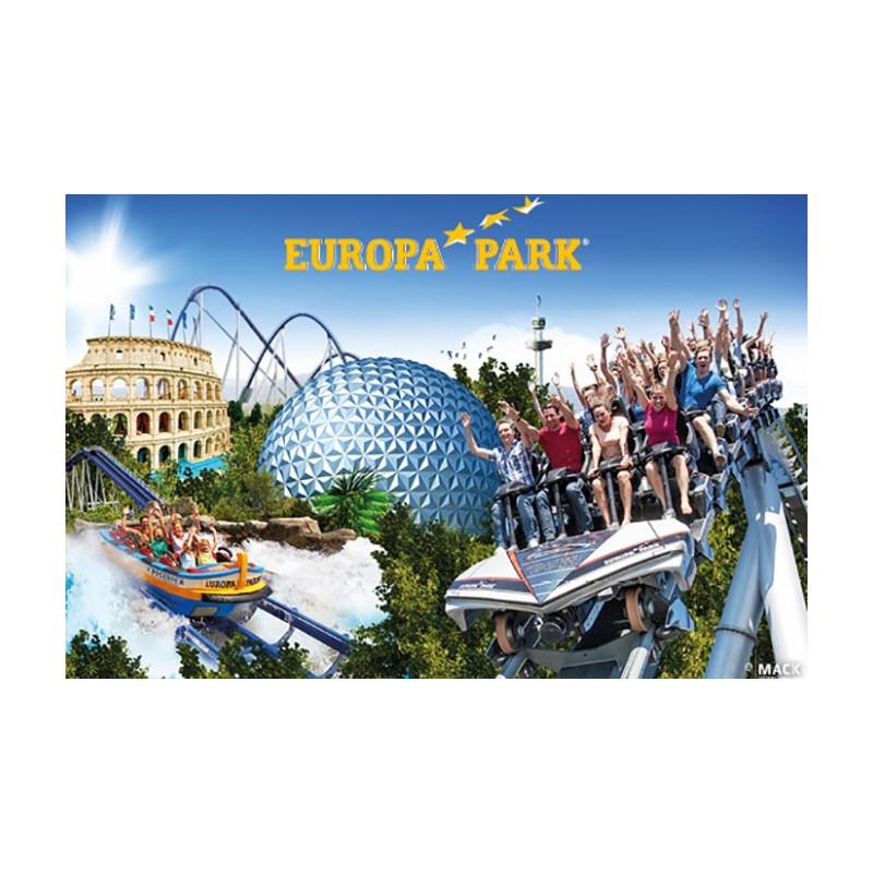 Europa Park Online Tickets