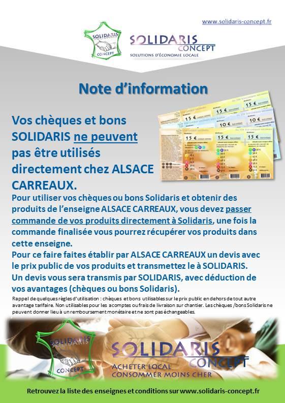 Note information chèqujes non utilisabl